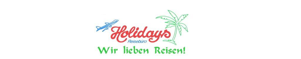 Reisebüro Holidays
