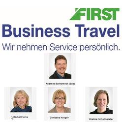 Team FIRST Business Travel